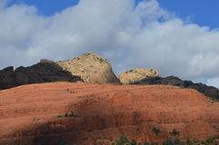 Sedona Moutains Royalty Free Stock Images