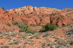 Sedona Mountains Stock Images