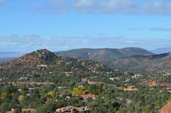 Sedona Mountains Stock Photo