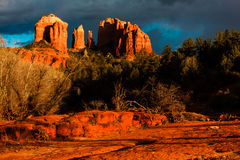 Sedona o Arizona Foto de Stock