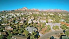 Sedona, o Arizona video estoque