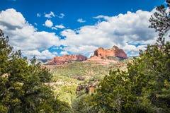 Sedona o Arizona Imagem de Stock