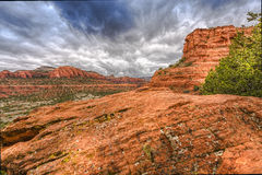 Sedona, o Arizona Imagem de Stock Royalty Free