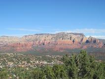Sedona o Arizona Sunny Day Imagens de Stock Royalty Free