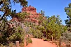 Sedona park Royalty Free Stock Photos