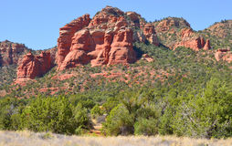 Sedona park Stock Photo