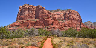 Sedona park Stock Photos