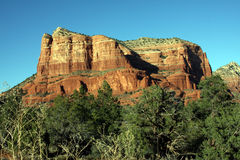 Sedona Red Rock Royalty Free Stock Images
