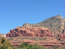 Sedona red rock Royalty Free Stock Image