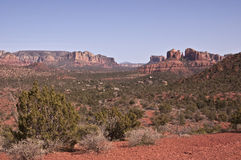 Sedona and Red Rock Country Stock Image