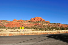 Sedona Red Rock Country Stock Photo