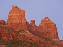 Sedona Red Rocks Royalty Free Stock Photography