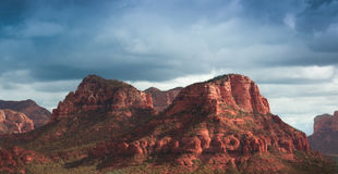 Sedona Red Rocks Royalty Free Stock Images