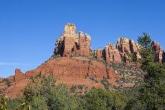 Sedona Red Rocks Stock Image