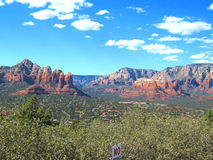 Sedona Red Rocks. Picture of the Sedona Red Rocks from Royalty Free Stock Photo
