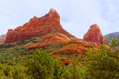 Sedona Red Rocks Royalty Free Stock Image