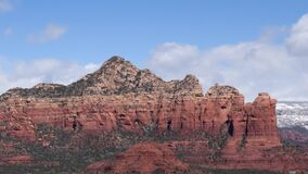 Sedona Red Rocks Time Lapse