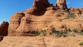 Sedona. Redrock mountain royalty free stock photography
