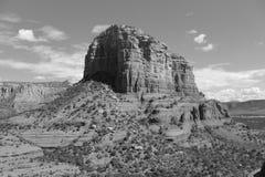Sedona - roches rouges Photo libre de droits