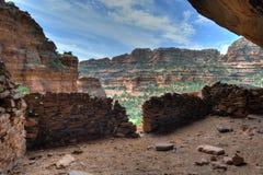 Sedona rodowitego amerykanina ruina Zdjęcie Royalty Free