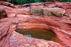 Sedona's Sacred Pool Royalty Free Stock Photography