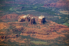 Sedona spectaculaire Photographie stock