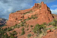 Sedona spectaculaire Moutains Photo libre de droits