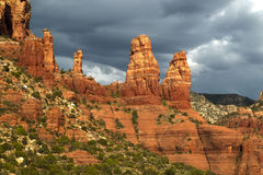 Sedona T Royalty Free Stock Images