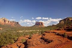 Sedona Valley Arizona royalty free stock image