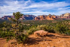 Sedona Views royalty free stock images