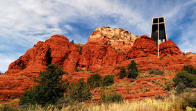 Sedona Views Royalty Free Stock Photography