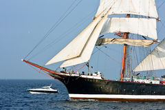 Sedov - tall ship Royalty Free Stock Images