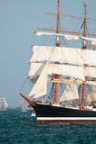 SEDOV - tall ship Royalty Free Stock Photography