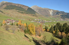 Sedrun Stock Photography