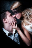 Seduction Royalty Free Stock Images