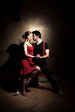 The Seduction Dance Stock Photography