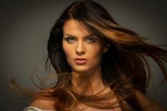 Free Seductive Brunette Woman Royalty Free Stock Photos - 39121338