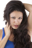 Seductive Looking Woman Stock Images