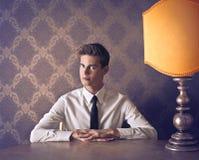 Seductive Man Stock Image