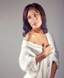 Seductive woman portrait Royalty Free Stock Photo