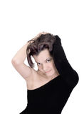 Seductive YOung Woman Royalty Free Stock Photo