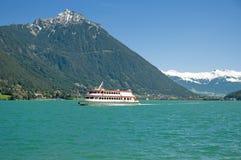 See Achensee, Tirol, Österreich Lizenzfreie Stockfotos