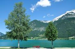 See Achensee, Tirol, Österreich Stockbilder
