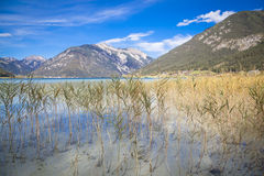 See Achensee in Tirol Lizenzfreie Stockfotografie