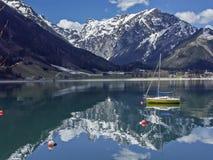 See Achensee in Tirol Lizenzfreies Stockbild