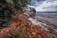 See Baikal Lizenzfreies Stockbild