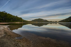 See bei New Hampshire Stockfoto