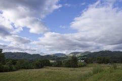 See-Bezirk Lizenzfreies Stockfoto