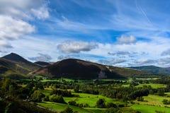 See-Bezirk, Vereinigtes Königreich Lizenzfreie Stockfotografie