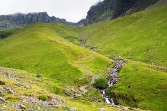 See-Bezirks-Nationalpark, Nord-England Stockfotos